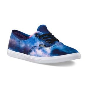 Shoes - VANS Cosmic Galaxy Authentic Lo Pro SOLD OUT